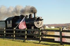 Locomotive Pennsylvanie de Strasburg Photographie stock libre de droits
