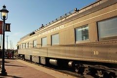 Locomotive Pennsylvanie de Strasburg Images stock