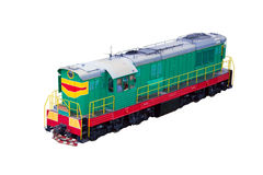 Locomotive Royalty Free Stock Image