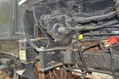 Baldwin Locomotive Pressurized Air System royalty free stock image