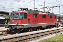 Locomotive of SBB Royalty Free Stock Images