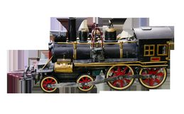 Locomotive, Scale Model, Steam Engine, Vehicle Royalty Free Stock Photography