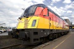 Locomotive Siemens EuroSprinter Royalty Free Stock Photography