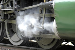 Locomotive Steam Royalty Free Stock Images