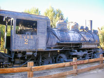 Locomotive steam train Royalty Free Stock Photos