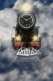 Locomotive time Royalty Free Stock Photo