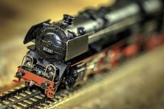 Locomotive toy Stock Photos