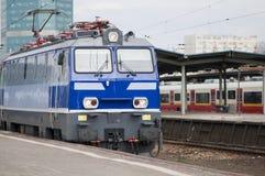 Locomotive, the train Royalty Free Stock Photos