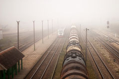 Locomotive train Stock Photography