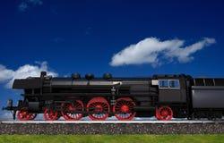Locomotive Travel Illustration Royalty Free Stock Photo