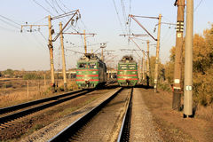 Locomotive VL 80 Images stock