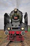 Locomotives à vapeur Photos libres de droits