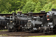 Locomotives Royalty Free Stock Images