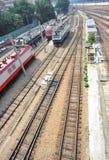 Locomotives Stock Image