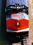 Locomotives classiques Photos libres de droits