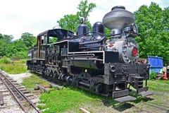 Locomotora 1929 de vapor de Shay #7 Fotografía de archivo libre de regalías