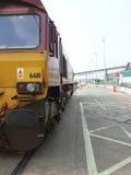Locomotora Imagenes de archivo