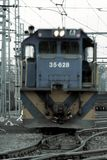 Locomotora Fotos de archivo