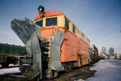 Locomotora Foto de archivo