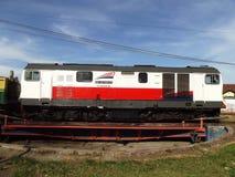 Locomotora de Krupp imagen de archivo