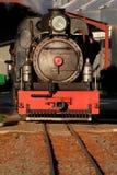 Locomotora de vapor foto de archivo