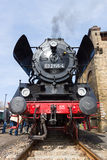 Locomotora de vapor Borsig 03 2155-4 (clase 03 del DRG) Imágenes de archivo libres de regalías