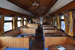 Locomotora de vapor Hr1 (Ukko-Pekka) Foto de archivo
