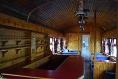 Locomotora de vapor Hr1 (Ukko-Pekka) Foto de archivo libre de regalías