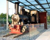 Locomotora de vapor vieja Imagen de archivo