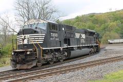 Locomotora meridional 7200 de Norfolk Fotos de archivo