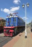 Locomotora VL22m-2026 Fotografía de archivo