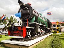 Locomotoras viejas Imagenes de archivo
