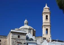 Locorotondo, Apulia, Италия Стоковые Изображения RF