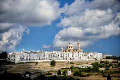 """LOCOROTONDO - Puglia †""""Italië royalty-vrije stock foto"""