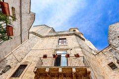 Locorotondo, Puglia, Italië royalty-vrije stock fotografie