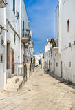 Locorotondo, Puglia, Italy Stock Photo