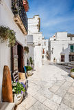 Locorotondo, Puglia, Italy Royalty Free Stock Photography