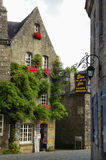 Locronan (Brittany, France) Royalty Free Stock Photography