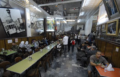 Lodów sprzedawcy w Aleppo Zdjęcia Royalty Free