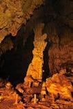 Lod cave at Maehongson Royalty Free Stock Photo