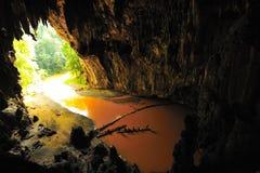 Lod cave at Maehongson Stock Images