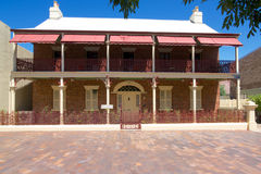 Loder House, Windsor, New South Wales, Australia Stock Image