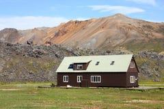 lodge деревянный Стоковые Изображения