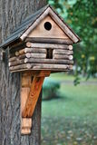Lodge for birds Stock Photography