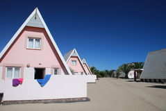 Lodge in namibia Stock Photography