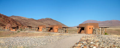 Lodge in Namibia Stock Photos