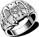 Lodge Ring Stock Image
