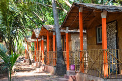 Lodges in india Royalty Free Stock Image