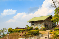 Lodging houses at Khun Sathan National Park Stock Photography