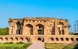 Lodhi grobowiec antyczna ruina przy Sikandra, Agra, -, India Fotografia Royalty Free